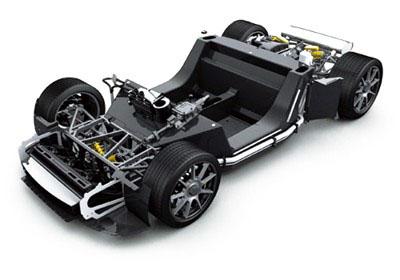 碳纤维复合材料为丰田电动汽车减重